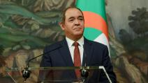 وزير الخارجية الجزائري صبري بوقادوم-Getty