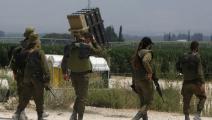 جيش الاحتلال الاسرائيلي-جلاء ماري/فرانس برس