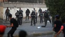 احتجاجات العراق-أحمد الرباعي/فرانس برس