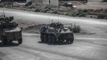 الدورية المشتركة التركية الروسية-Getty