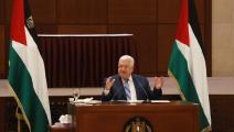 محمود عباس-عصام ريماوي/الأناضول