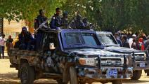 قوات الشرطة السودانية-أشرف شاذلي/فرانس برس