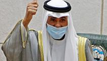 سياسة/الشیخ نواف الأحمد الجابر الصباح/(ياسر الزيات/فرانس برس)