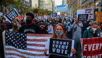 سياسة/الانتخابات الأميركية/(أنيك رحمان/Getty)