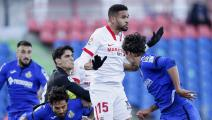 Getty-Getafe v Sevilla - La Liga Santander