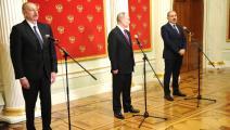 باشينيان/بوتين/علييف