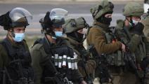 قوات الاحتلال الاسرائيلي-مامون وظوظ/الأناضول