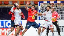 Spain  v Tunisia - IHF Men's World Championships Handball 2021