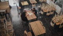 مطاعم اليونان خلال كورونا (فرانس برس)