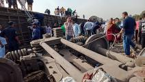حادث قطار في مصر (فرانس برس)