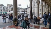 مطعم في إيطاليا (فرانس برس)