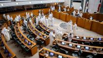 سياسة/مجلس الأمة الكويتي/(ياسر الزيات/فرانس برس)