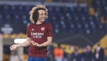 Getty-Villareal CF v Arsenal - UEFA Europa League Semi Final Leg One