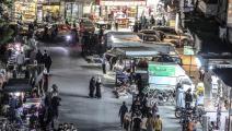 أسواق إدلب في سورية (الأناضول)