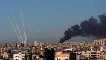 سياسة/العدوان الإسرائيلي على غزة/(مجدي فتحي/Getty)