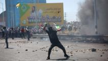 سياسة/احتجاجات الضفة ضد العدوان الإسرائيلي/(عصام الريماوي/الأناضول)