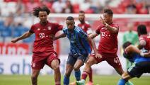 Getty-Bayern Munchen v Ajax - Club Friendly