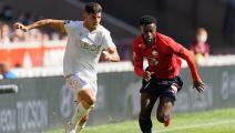 Getty-Lille OSC v OGC Nice - Ligue 1 Uber Eats