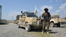 سياسة/طالبان/(الأناضول)