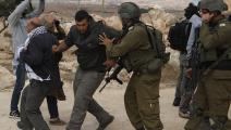 قوات الاحتلال الاسرائيلي (مأمون وظوظ/الأناضول)