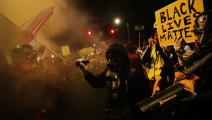 احتجاجات بورتلاند-Getty