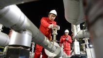 الغاز الطبيعي في الصين (Getty)