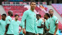 Portugal Training Session and Press Conference - UEFA Euro 2020: Gro