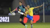Getty-Brazil v Ecuador: Group B - Copa America Brazil 2021