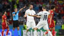 Getty-Belgium v Italy - UEFA Euro 2020: Quarter-final