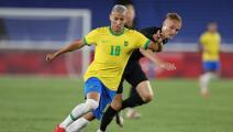 Getty-Brazil v Germany: Men's Football - Olympics: Day -1