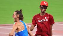 Getty-Athletics - Olympics: Day 9