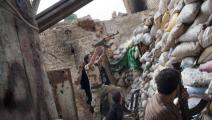 خسائر بشرية من النظام والمعارضة (جيم لوبيز/فرانس برس)