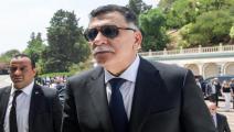 السراج يزور الجزائر