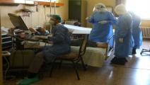 ارتفاع عدد الإصابات والوفيات بالفيروس (Getty)
