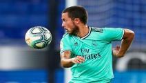 15 لاعباً بريال مدريد سجلوا أكثر من هازارد