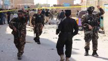 هجوم مسلح في أفغانستان/سياسة/سيد خدابردي السادات/الأناضول