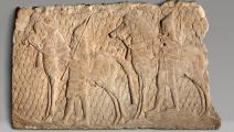آثار من بلاد الرافدين - القسم الثقافي