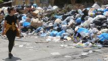 النفايات في بيروت