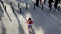 فتاة في الكويت (جوناثان ويغز/ Getty)