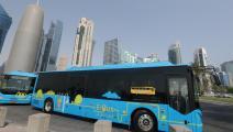 حافلات كهربائية في قطر
