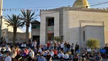 صلاة عيد الأضحى - فلسطين (العربي الجديد)