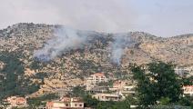 قصف إسرائيلي على الحدود/سياسة/العربي الجديد
