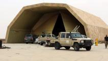 قاعدة عسكرية في ليبيا/سياسة/قاعدة الوطية/فرانس برس