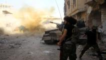 مليشيات تقاتل في ليبيا/سياسة/ABDULLAH DOMA