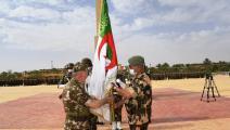 الجزائر: قائد جديد للمنطقة العسكرية المتاخمة لليبيا