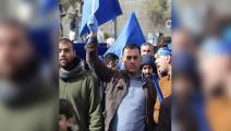 الناشط الفلسطيني صهيب زاهدة (فيسبوك)