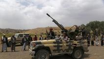 الحوثيون يعلنون استهداف منشآت عسكرية سعودية