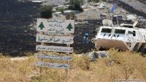 قوات اليونيفيل في جنوب لبنان (حسين بيضون)