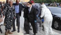 حكومة لبنان أمام خيارات صعبة وسط أزمة خانقة (حسين بيضون/العربي الجديد)