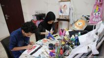 مبادرة شبابية في غزة (عبد الحكيم أبو رياش)